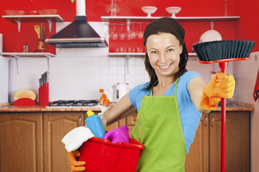 Budget friendly spring cleaning tips